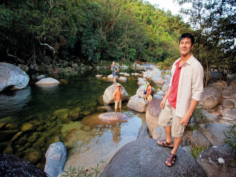 Hiking through Daintree Rainforest, Tropical North Queensland Hinterland | Discover Queensland