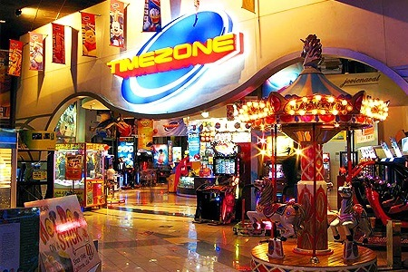 Take the kids to Timezone in Surfers Paradise.