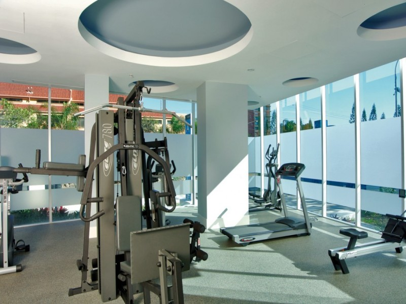 Artique Resort Fully Equipped Gym.
