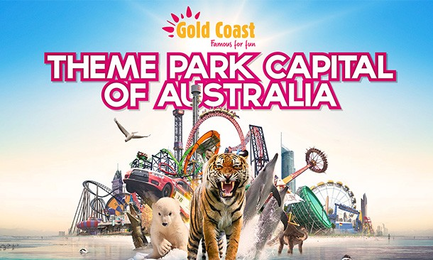 Gold Coast Theme Park Capital of Australia
