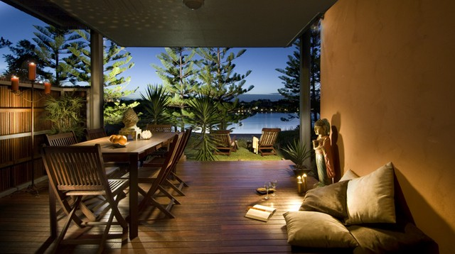 The Sebel Twin Waters, Previously Grand Mercure Apartments Twin Waters Deck - Discover Queensland