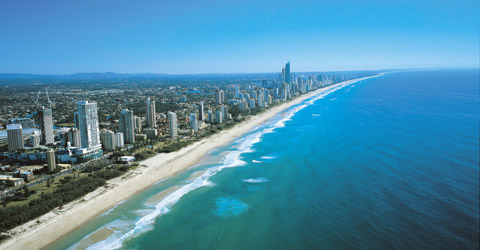 Broadbeach Coastline