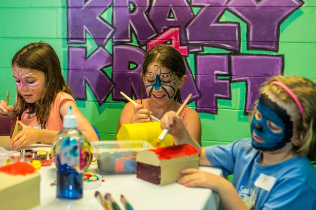 Paradise Resort Surfers Paradise Kids Club, Gold Coast Accommodation - Discover Queensland