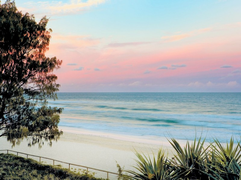The Spectacular Coolangatta Views from The Sebel Coolangatta - Discover Queensland