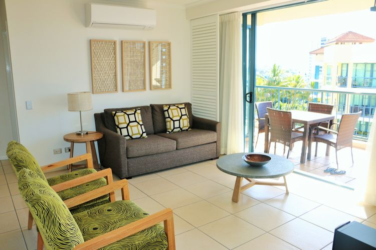 Oaks Seaforth Alexandra Headlands Resort Room | Discover Queensland
