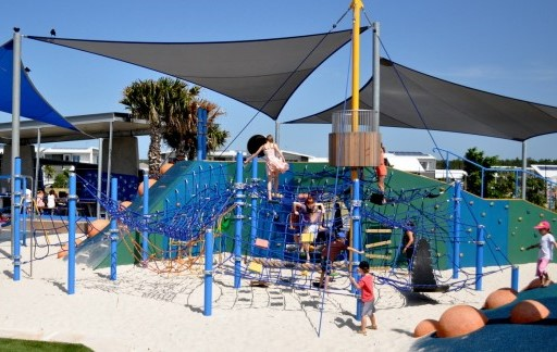 Bells Reach Playground - Discover Queensland