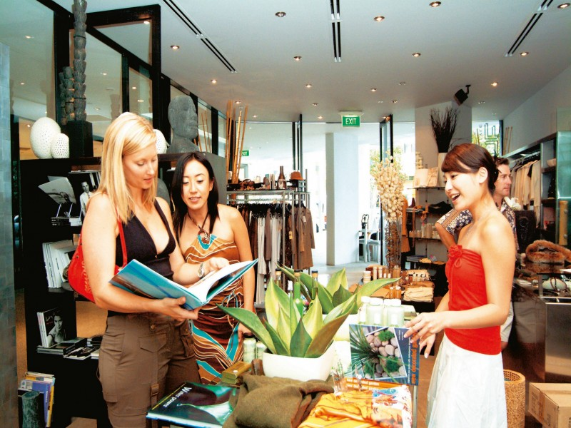 Shopping In Broadbeach on the Gold Coast - Discover Queensland