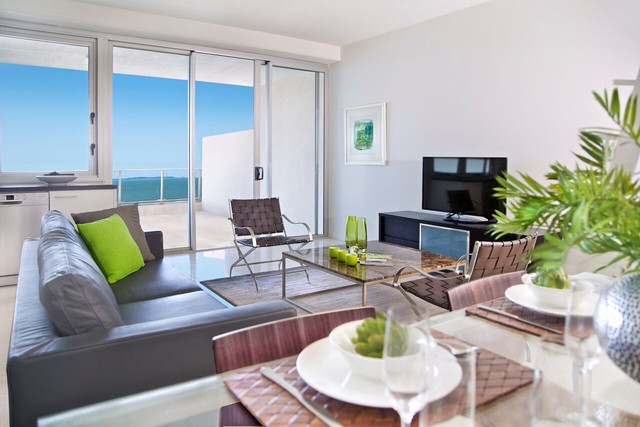 1 Bedroom Apartment in Oshen Apartments, Yeppoon on the Capricorn Coast - Discover Queensland
