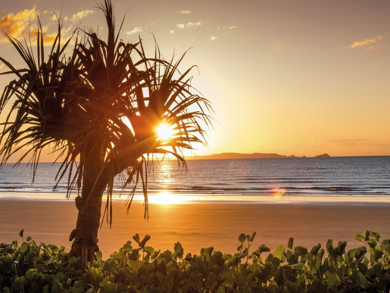 Yeppoon Sunset - Discover Queensland