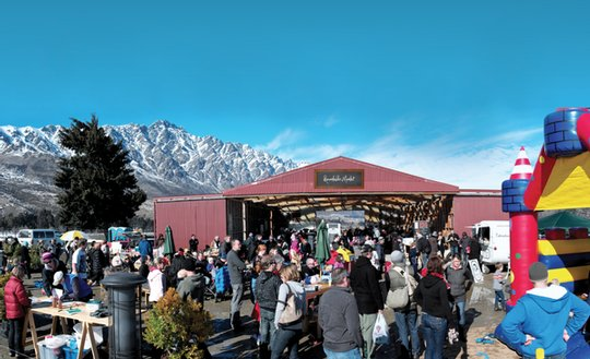 The Remarkables Market - Queenstown Holidays