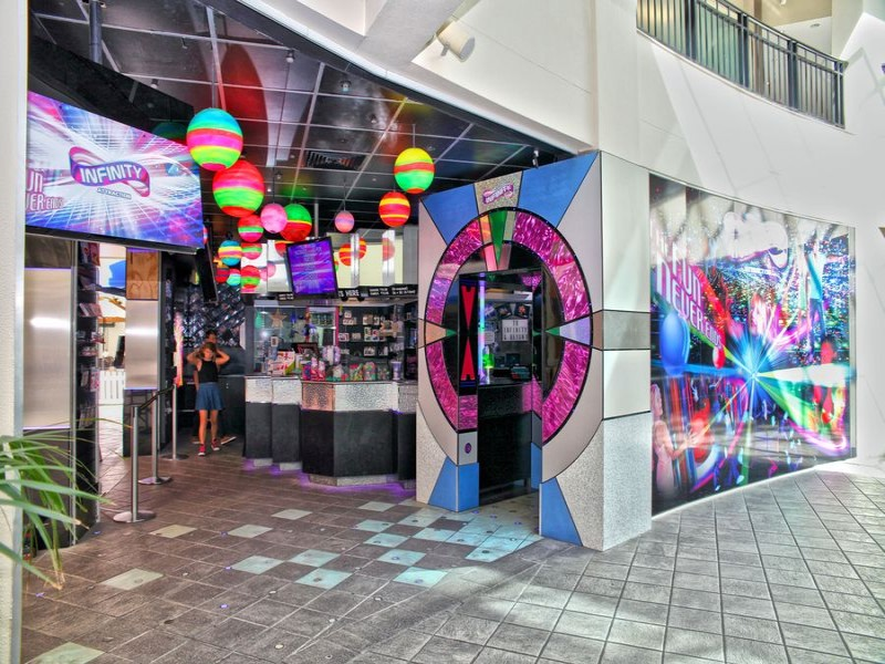 Infinity - Gold Coast Attractions - Discover Queensland