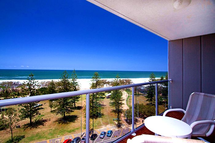 South Pacific Plaza View from 2 Bedroom Superior Apartment - Discover Queensland