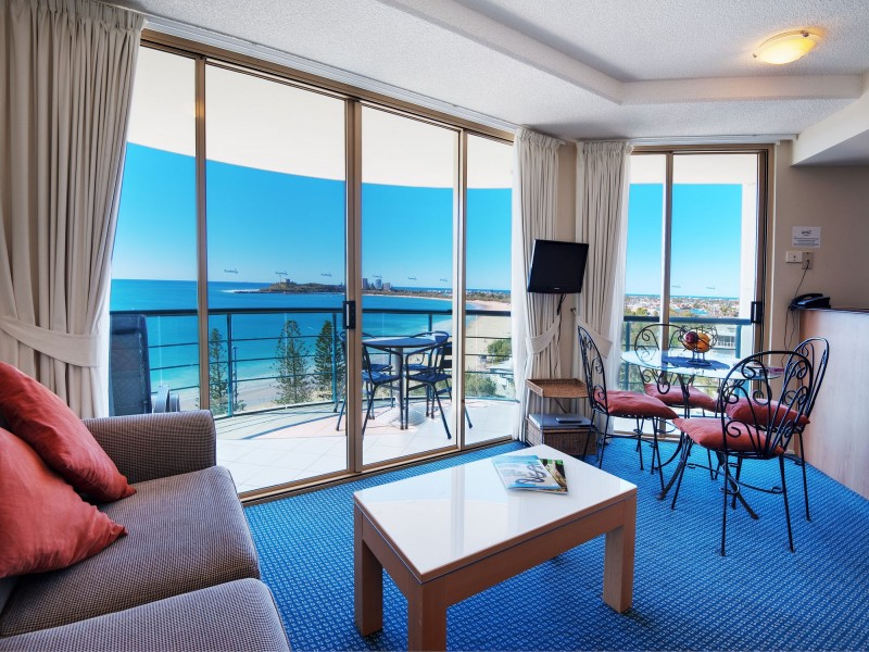 2 Bedroom Apartment in Mooloolaba at Landmark Resort - Discover Queensland