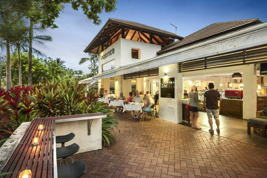 Zinc Restaurant & Lounge in Port Douglas - Discover Queensland