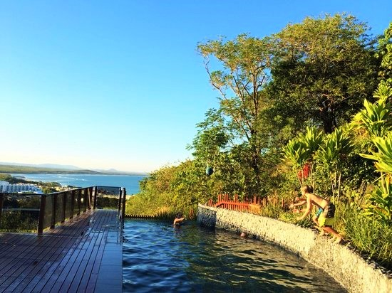 Brooke's Pool - Private Pool for Peppers Noosa Villa Guests | Discover Queensland