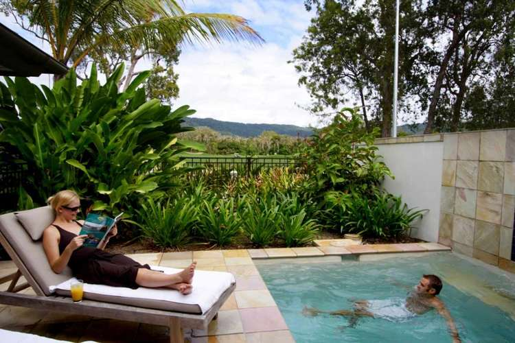 Sea Temple Private Apartments by Boutique Collection Port Douglas, Plunge Pool Apartment | Discover Queensland