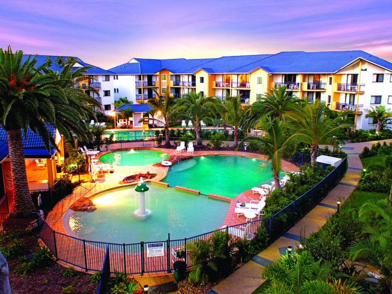 Turtle Beach Resort | Gold Coast Family Accommodation | Discover Queensland