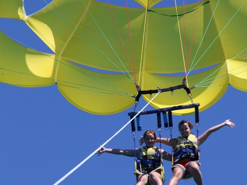Sea World Resort Gold Coast Water Sports Parasailing - Discover Queensland