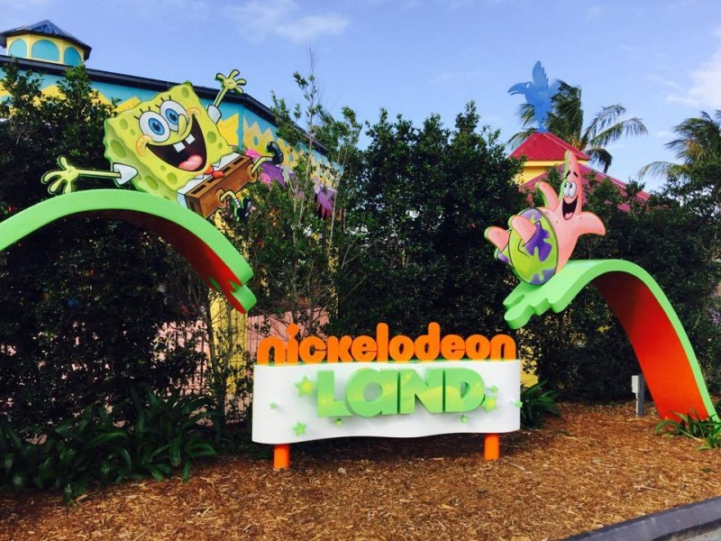 ickelodeon Land at Sea World Gold Coast - Discover Queensland