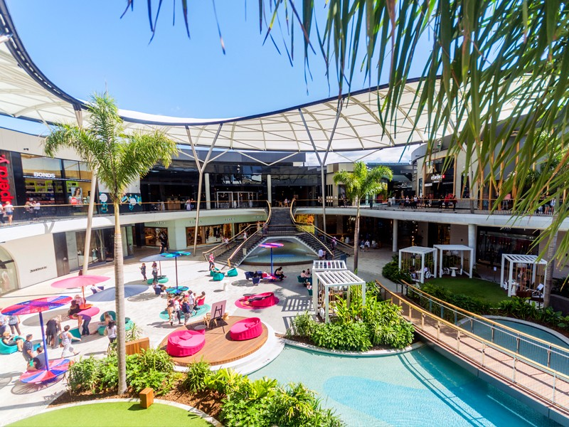 Pacific Fair Shopping Centre in the Heart of Broadbeach | Discover Queensland