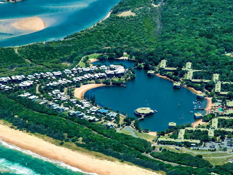 Twin Waters on the Sunshine Coast located between Maroochydore and Marcoola - Discover Queensland