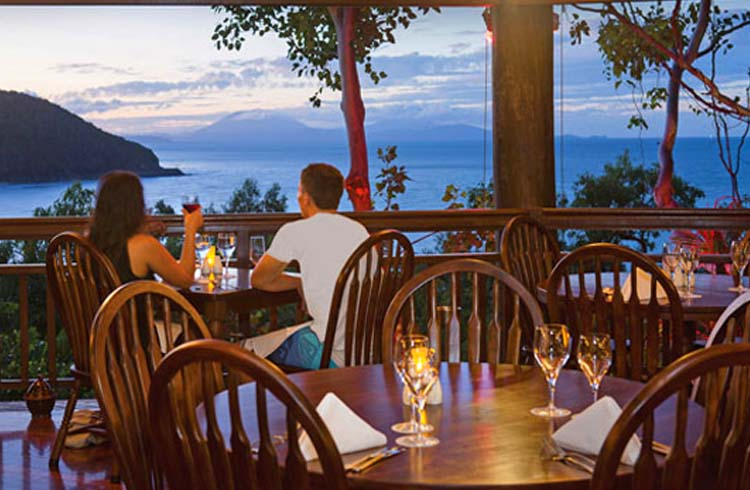 Fancy Dining Experiences in Port Douglas | Ospreys Restaurant at Thala Beach | Your Guide to Port Douglas | Discover Queensland