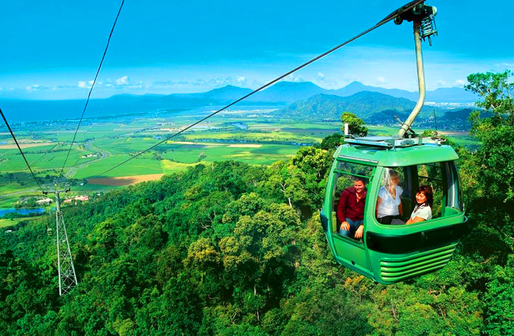 Kuranda Skyrail - Award Winning Attraction | Your Guide to Port Douglas | Discover Queensland