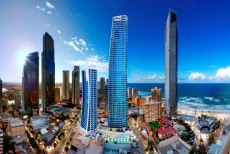 Contemporary Opulence in the Hilton Surfers Paradise