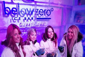 Below Zero Ice Bar - Queenstown Holidays