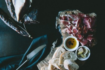 Eichardt's House-Cured Prosciutto  - Queenstown Holidays