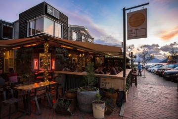 The World Bar & Restaurant exterior - Queenstown Holidays