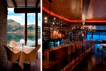 Lush decor and delicious food awaits guests at Wakatipu Grill - Queenstown Holidays