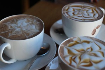 Relax with Koko Black Chocolate's Barista-made coffee - Queenstown Holidays