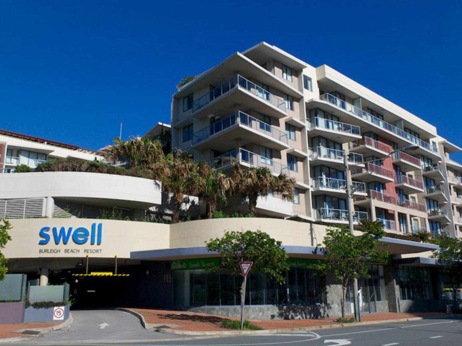 Swell Resort