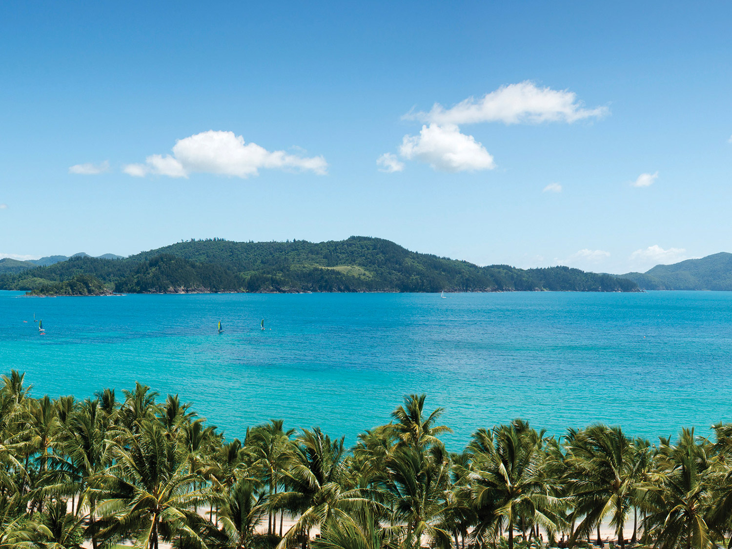 Whitsunday Apartments Hamilton Island Romantic Holiday