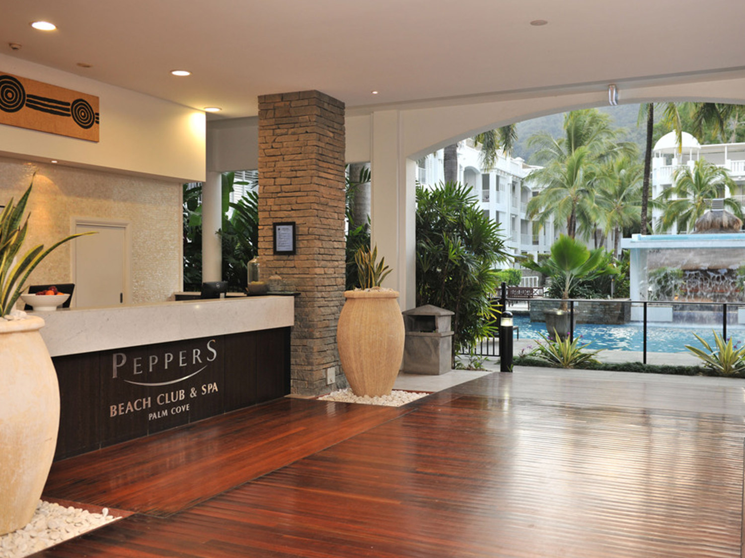 Peppers Beach Club & Spa Palm Cove