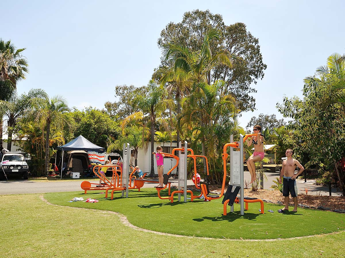 NRMA Treasure Island Holiday Resort