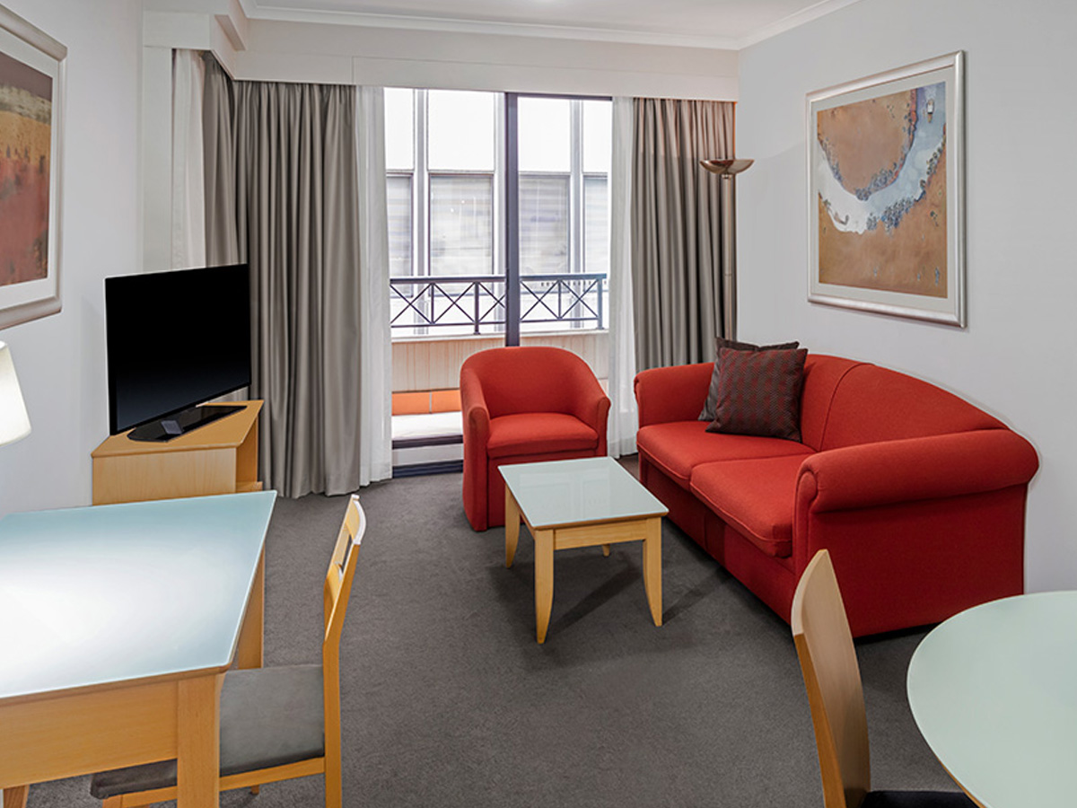 Adina Serviced Apartments Martin Place