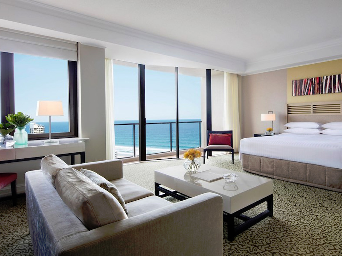 Couples Retreat - Surfers Paradise Marriott Resort & Spa