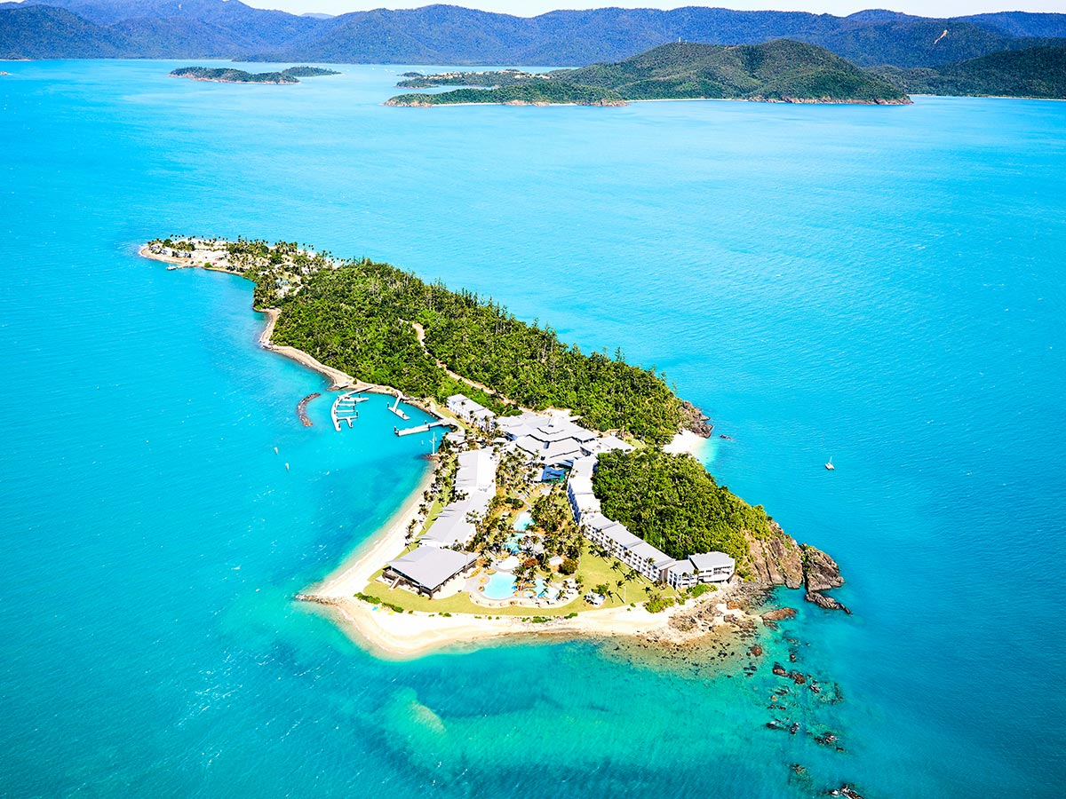Daydream Island Resort Romantic Holiday