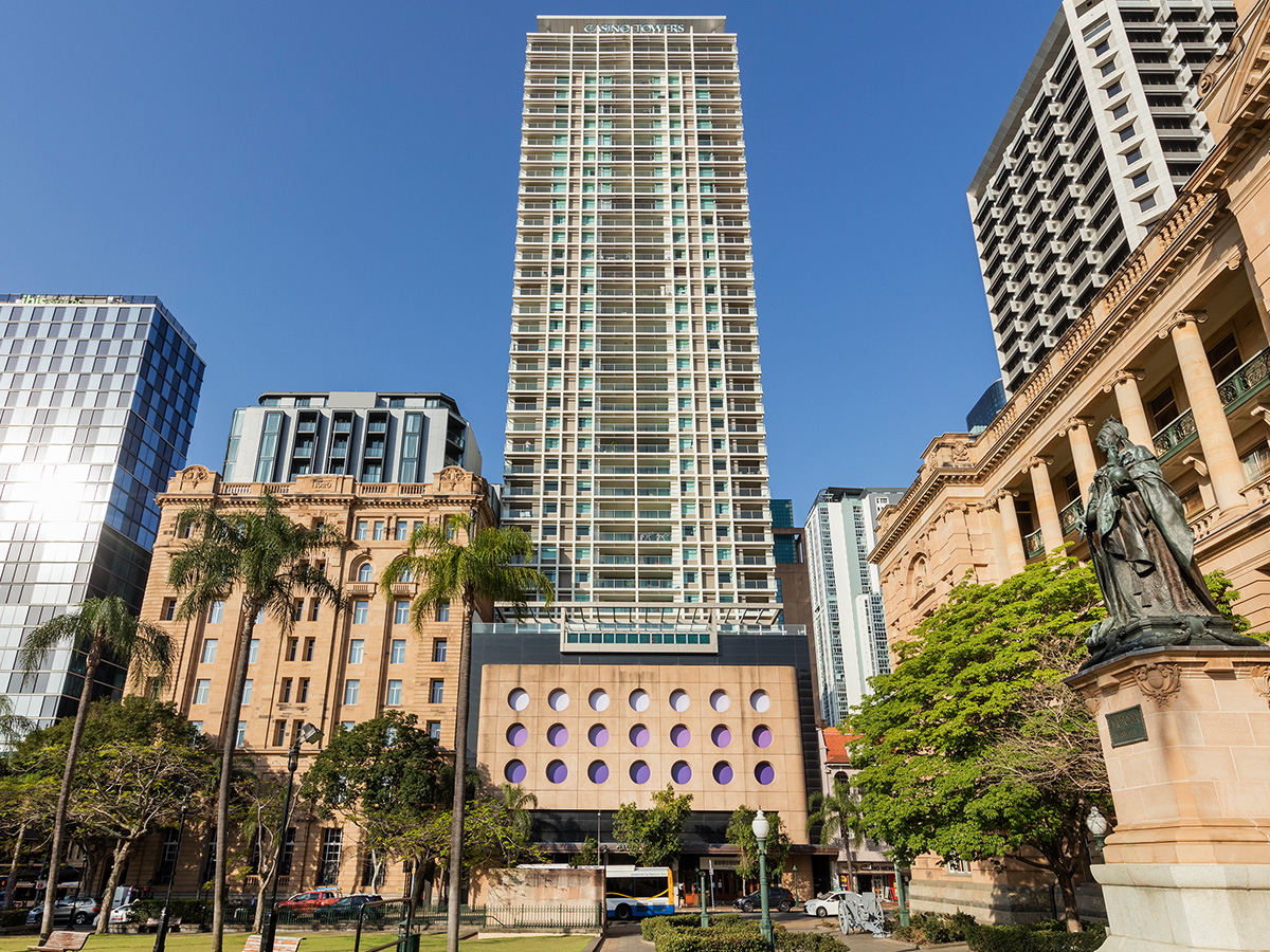 Oaks Brisbane Casino Towers Suites