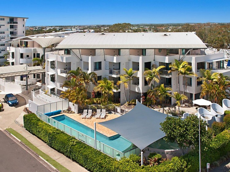 Beach Club Resort Mooloolaba Best Sunshine Coast