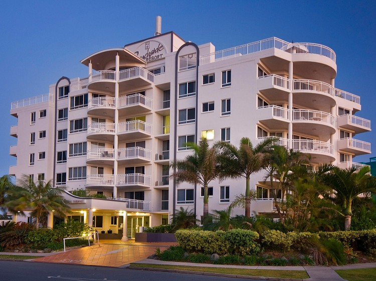 Beachside Resort Kawana Ocean Views