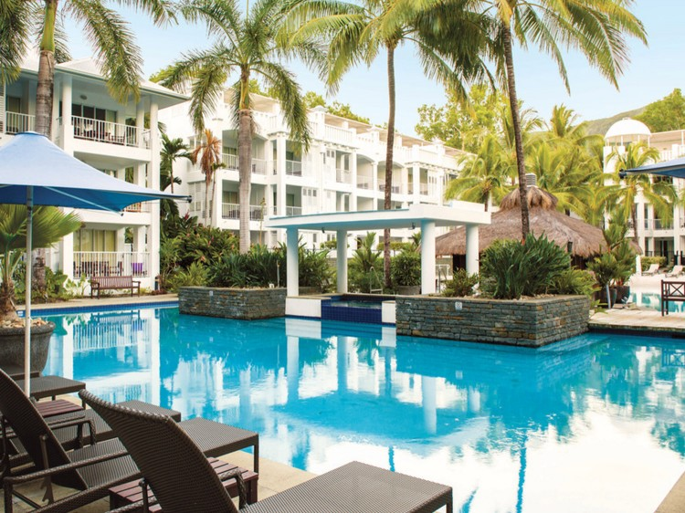 Peppers Beach Club & Spa Palm Cove Romantic Holiday