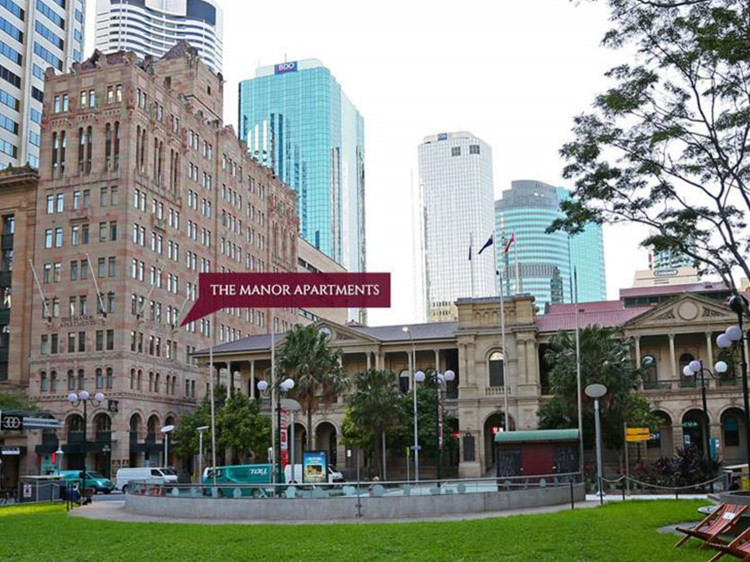 Manor Apartment Hotel Brisbane