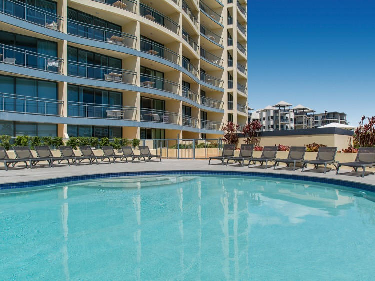 Mantra Mooloolaba Beach Ocean Views