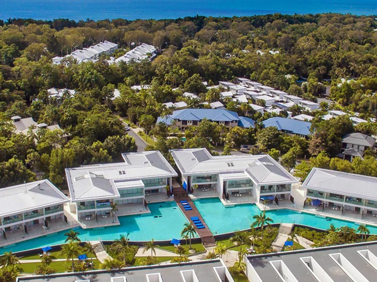 Pool Resort Port Douglas 3 Bedroom Apartments