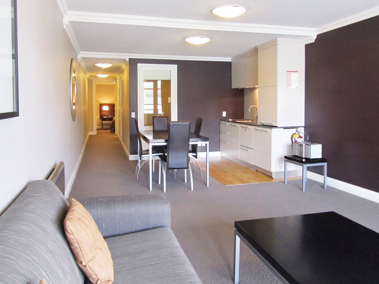 Two Bedroom Courtyard Apartment