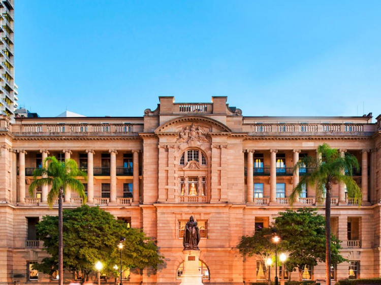 Treasury Brisbane