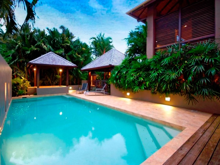 The Bali House Holiday Houses
